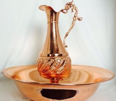 Banho de cobre