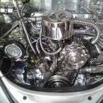 Cromagem de peças automotivas