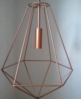 Banho de cobre em ferro